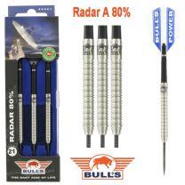 Bulls 80% Radar darts A 21-23-25 gram