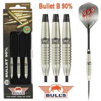 Bulls 90% Bullet darts B 22-24-26
