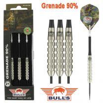 Bulls 90% Grenade darts 21 t/m 26 gram