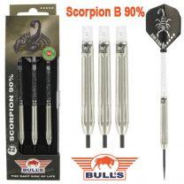 Bulls 90% Scorpion B darts 22-24-26