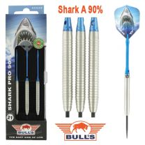 Bulls 90% Shark darts A 21 t/m 26 gram