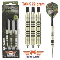 Bulls Tank darts 22