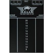 Scorebord krijt 45X30
