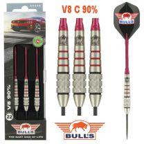 Bulls 90% V8 C darts