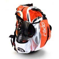 Cado Motus airflow backpack oranje