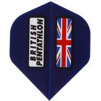 McKicks British Pentathlon BLUE