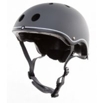 Globber Helm Grey