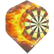 McKicks iFlight Flamed dartboard