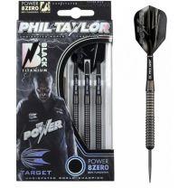 Target Power8zero Phil Taylor Black Titanium