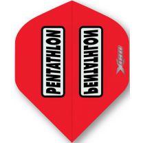 Pentathlon X180 rood