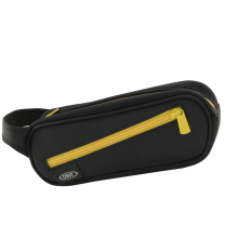 Obut tas Sport etui zwart geel